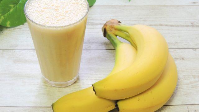 教えてもらう前と後 ホットバナナジュース レシピ 作り方