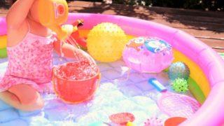 庭 プール 蚊 対策